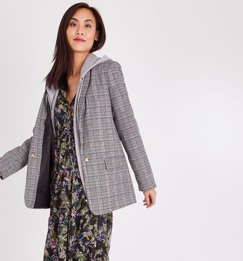 Soldes : Vestes de tailleur Blazers à 40% Promod