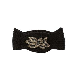 Headband en tricot femme