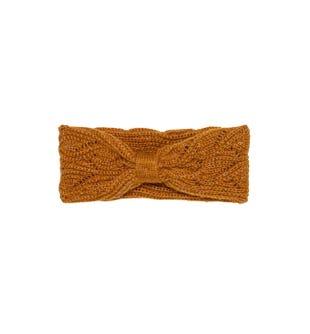 Headband torsadé femme