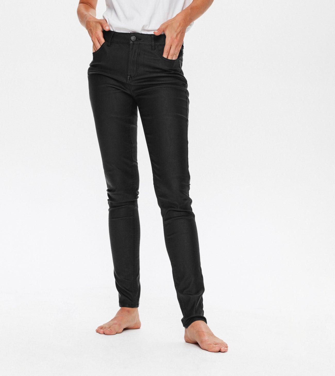 Jean skinny enduit GASPARD