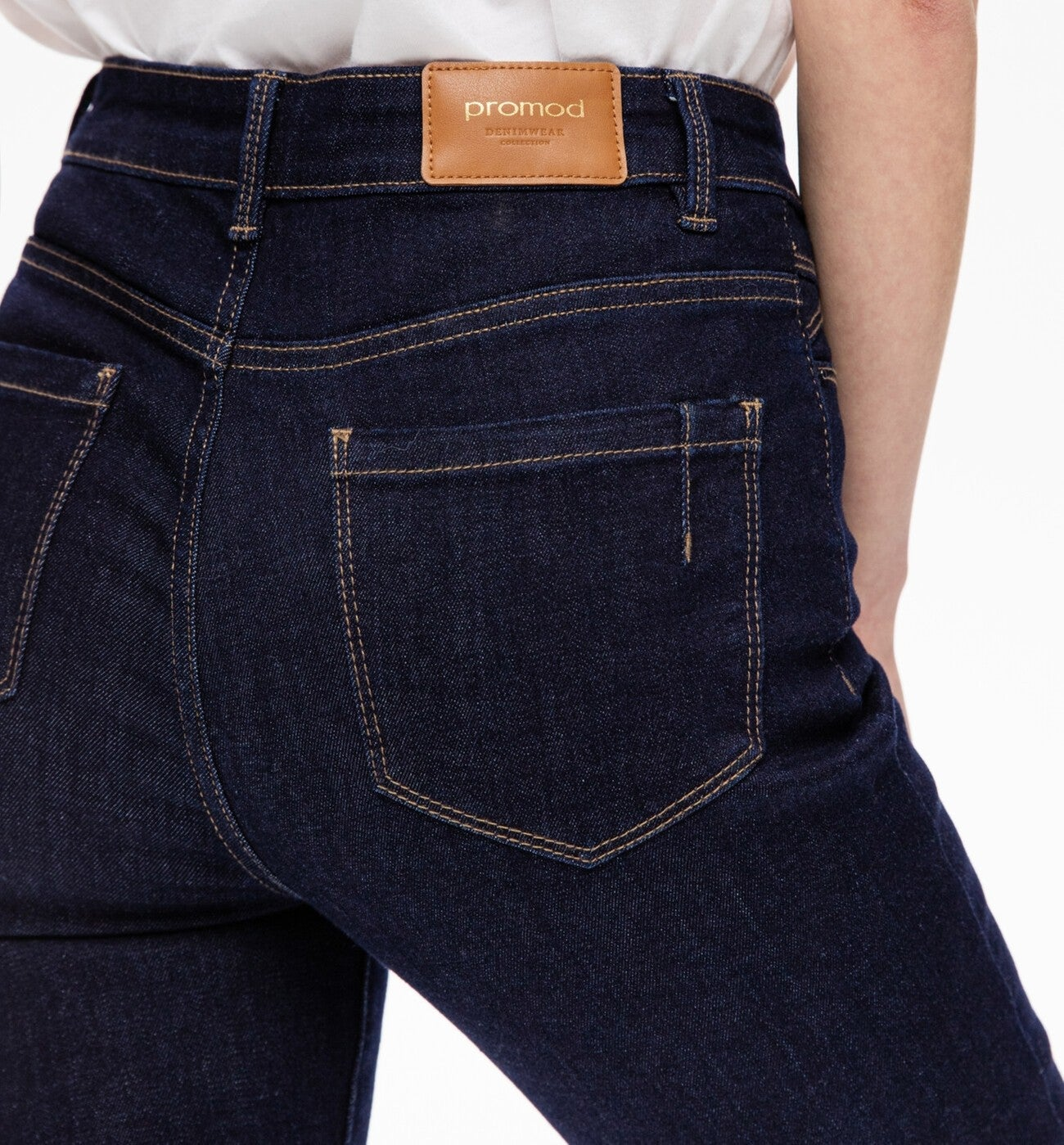 Jean skinny taille haute EMILE