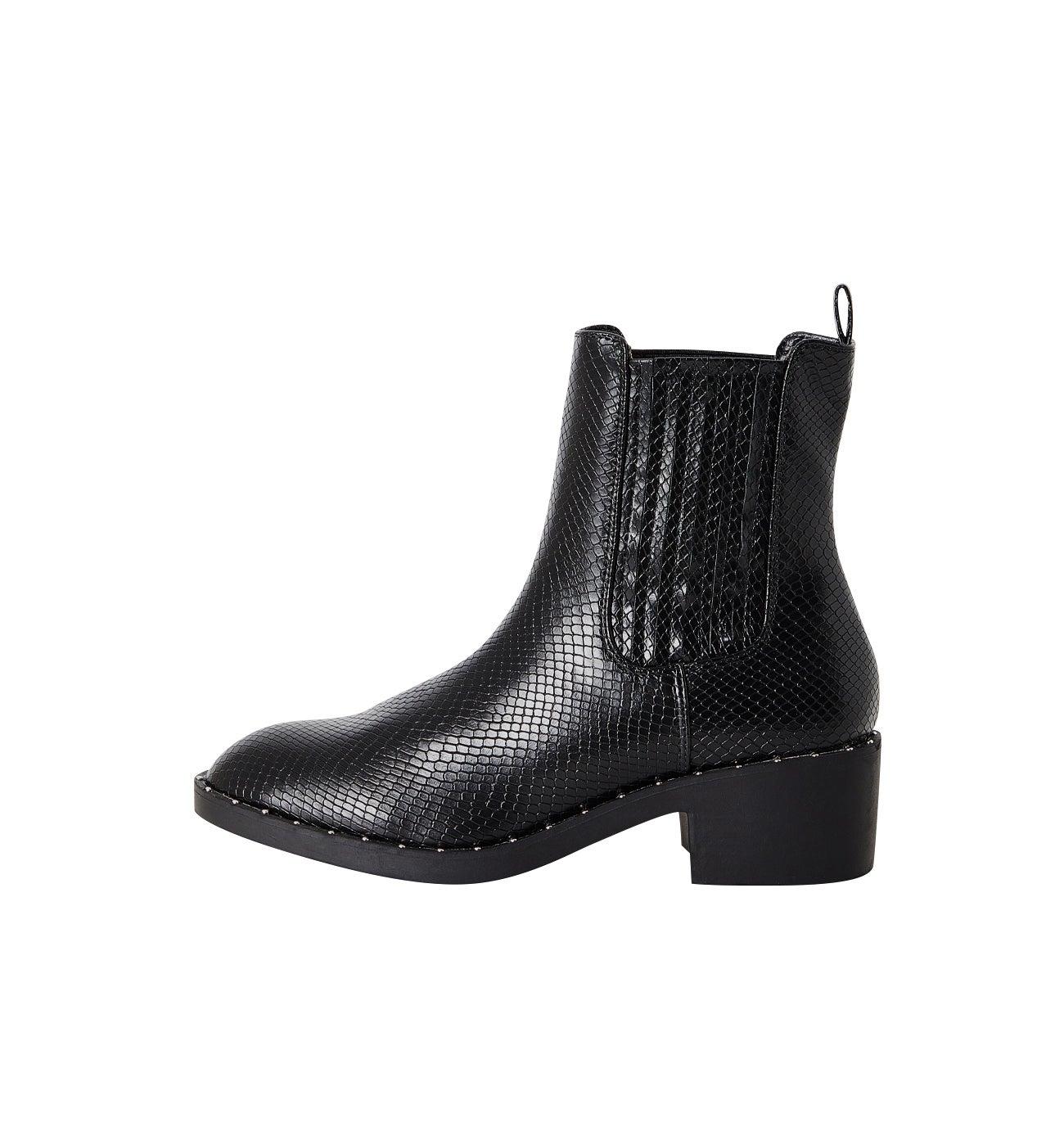 Boots cloutées Femme