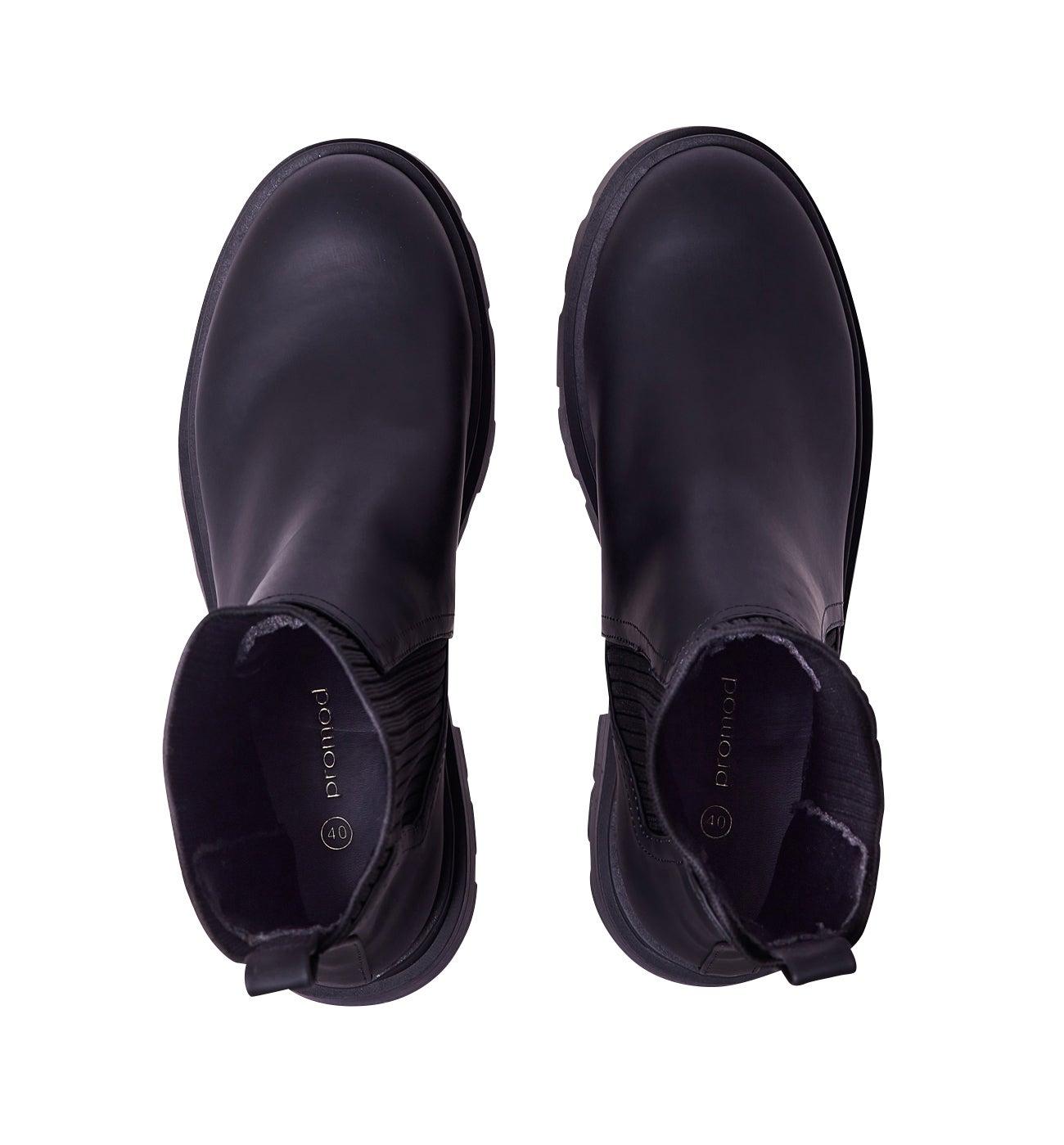 Boots à plateforme Femme