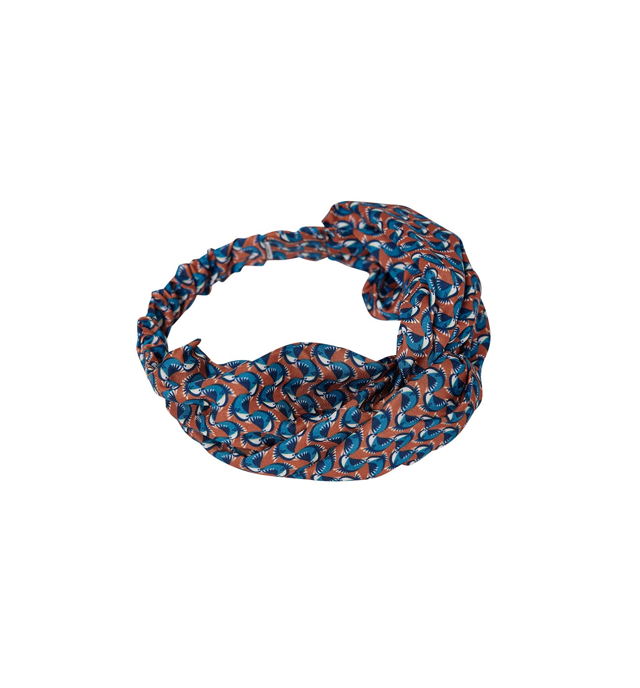 Headband imprimé Femme