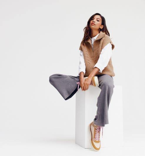 Promod Eleganckie spodnie