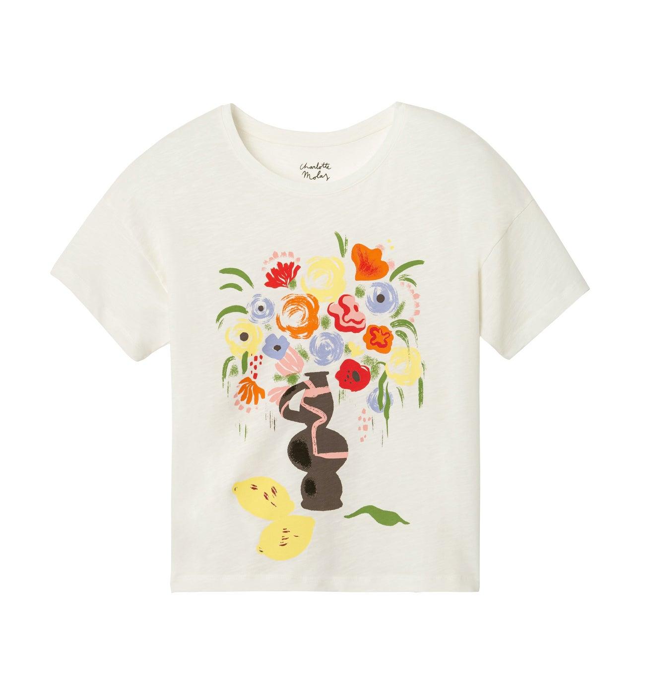 T-shirt Charlotte Molas