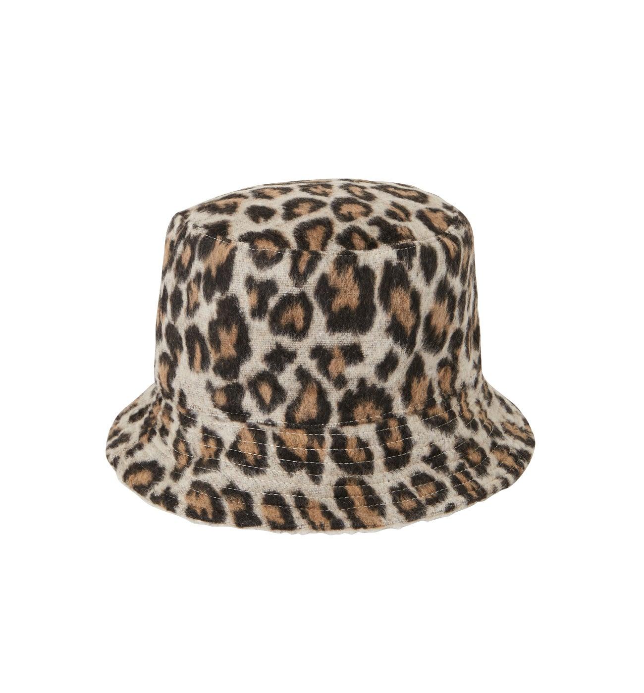 Bob Femme motif léopard