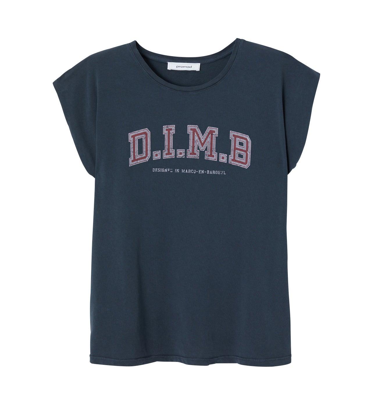 T-shirt DIMB Femme