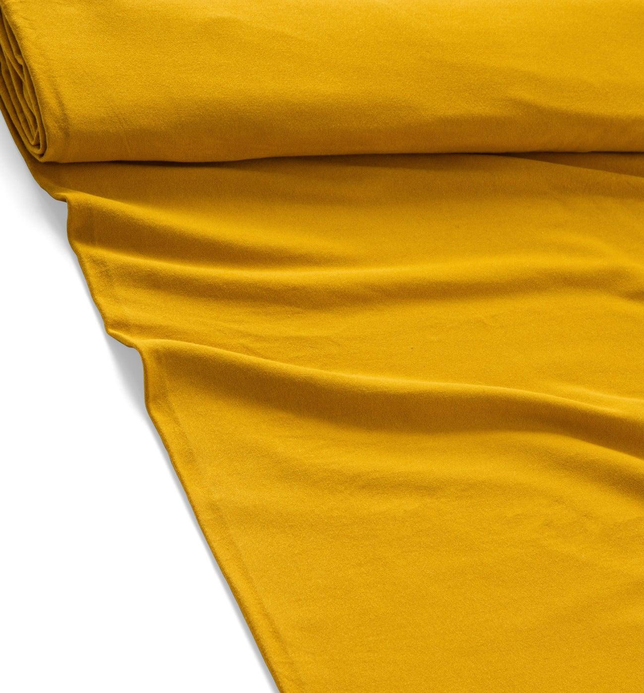 Coupon de tissu jersey uni