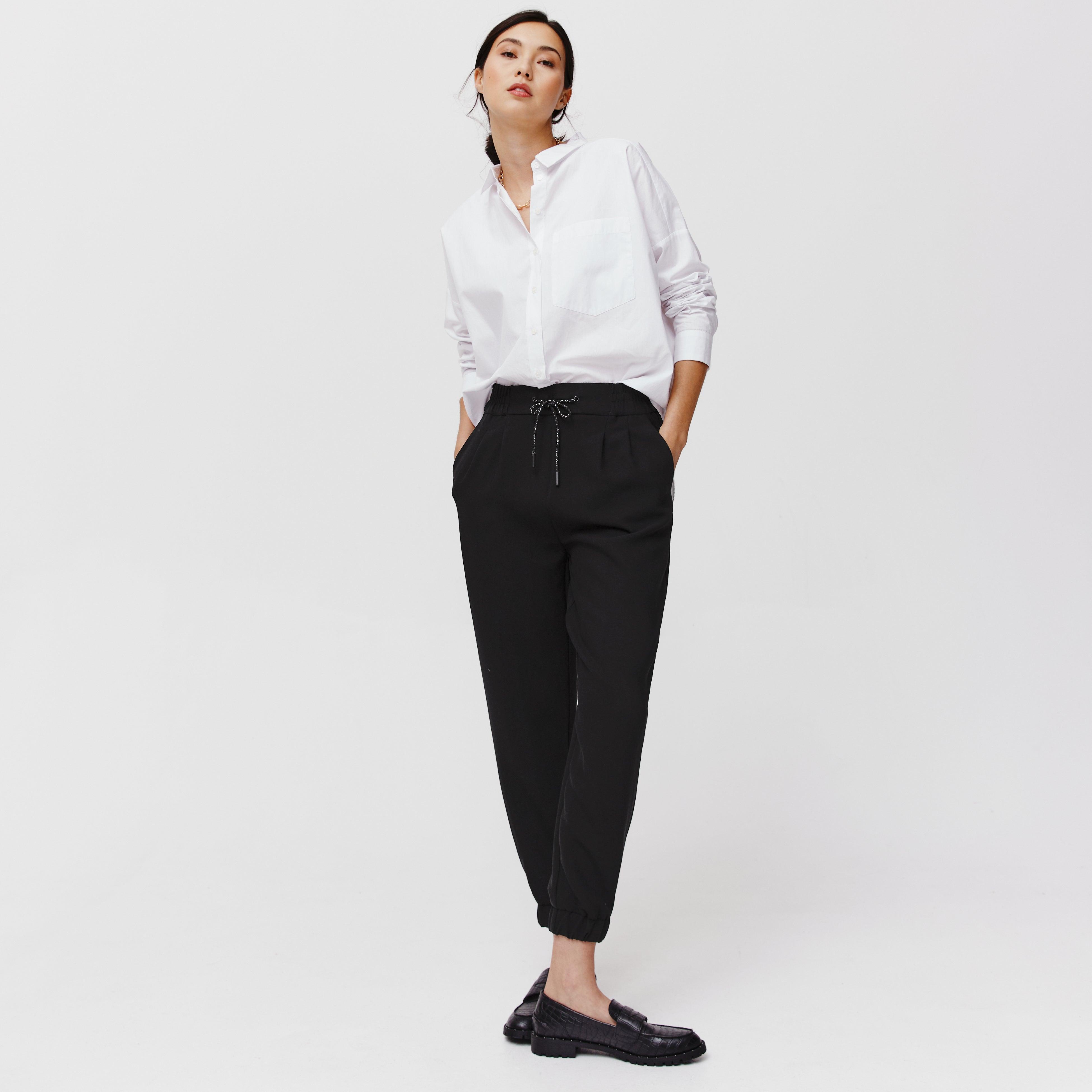 Pantalon style jogpant Femme