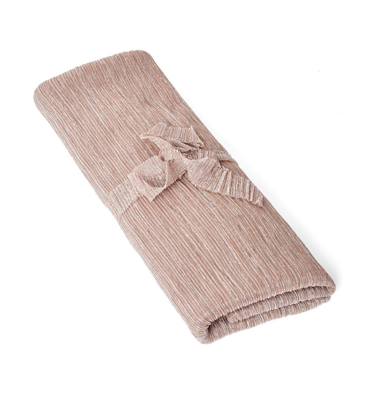 Coupon de tissu en tulle