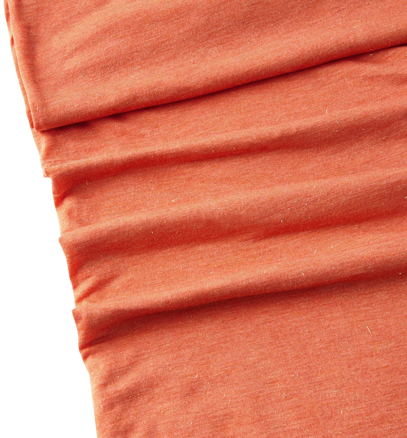Coupon de tissu viscose irisé