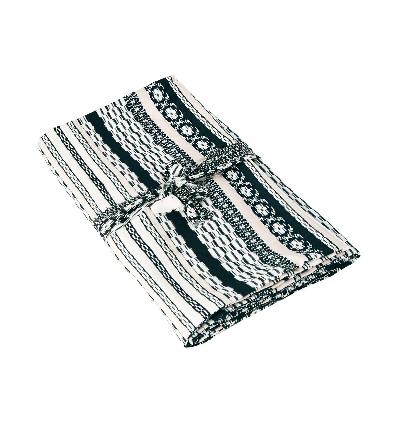 Coupon de tissu en voile