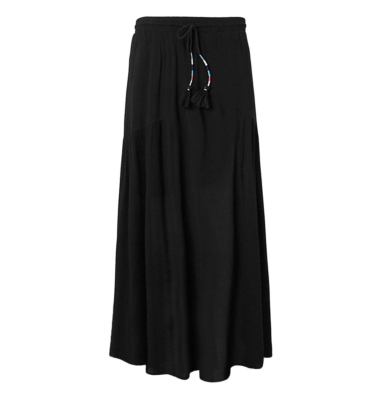 Longue jupe jupon Femme