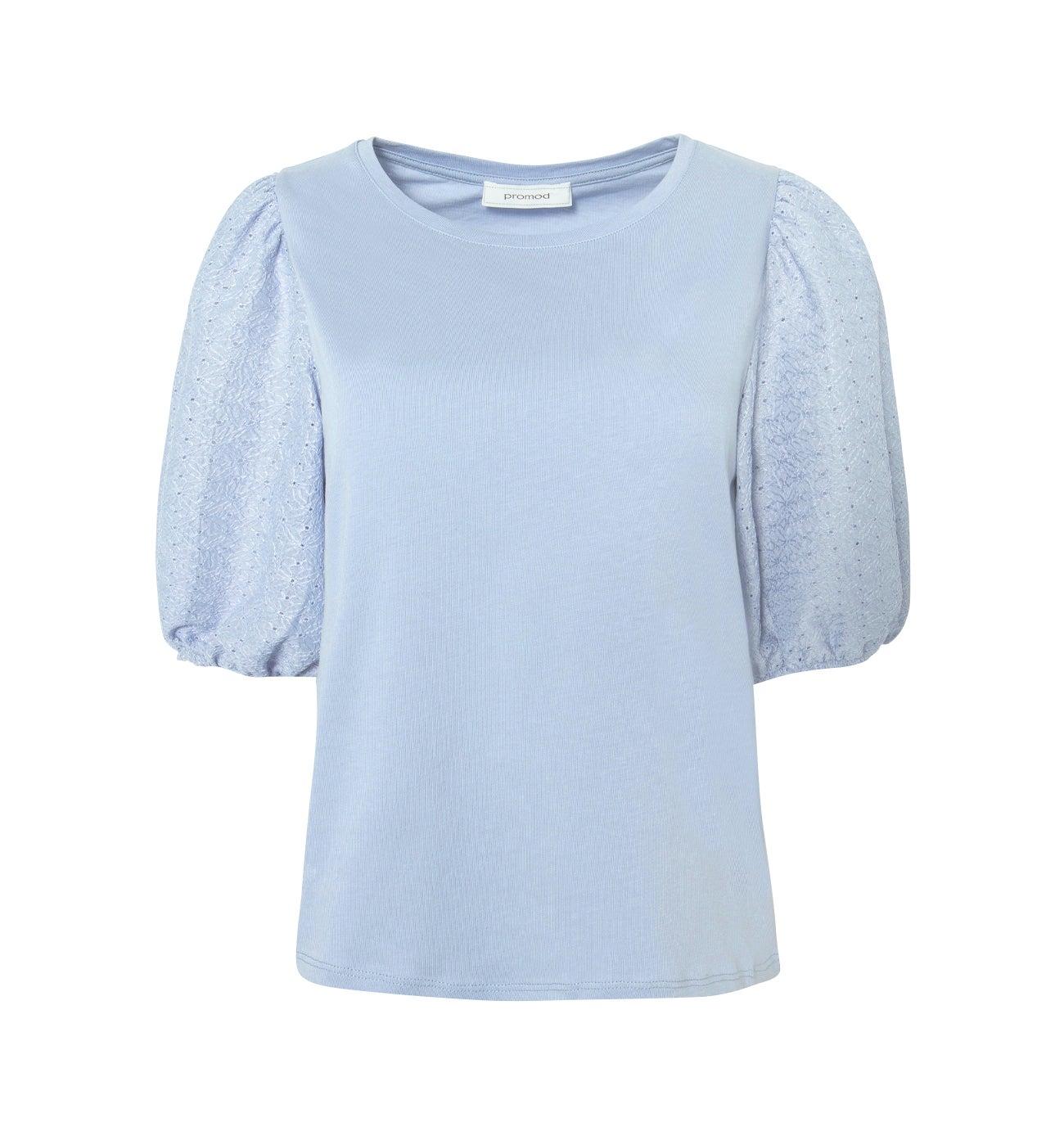 T-shirt à manches ballon Femme
