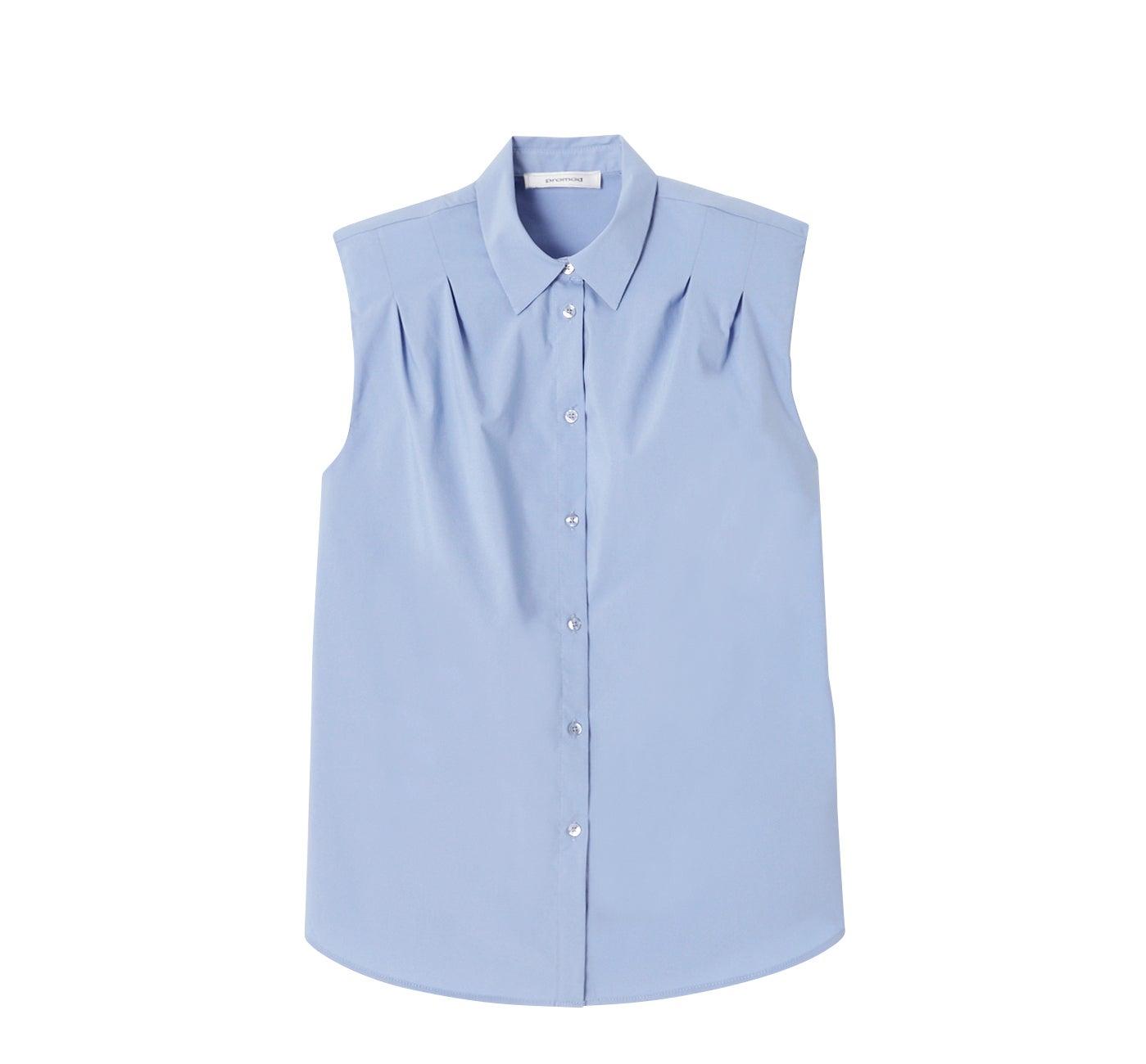Chemise à épaulettes Femme