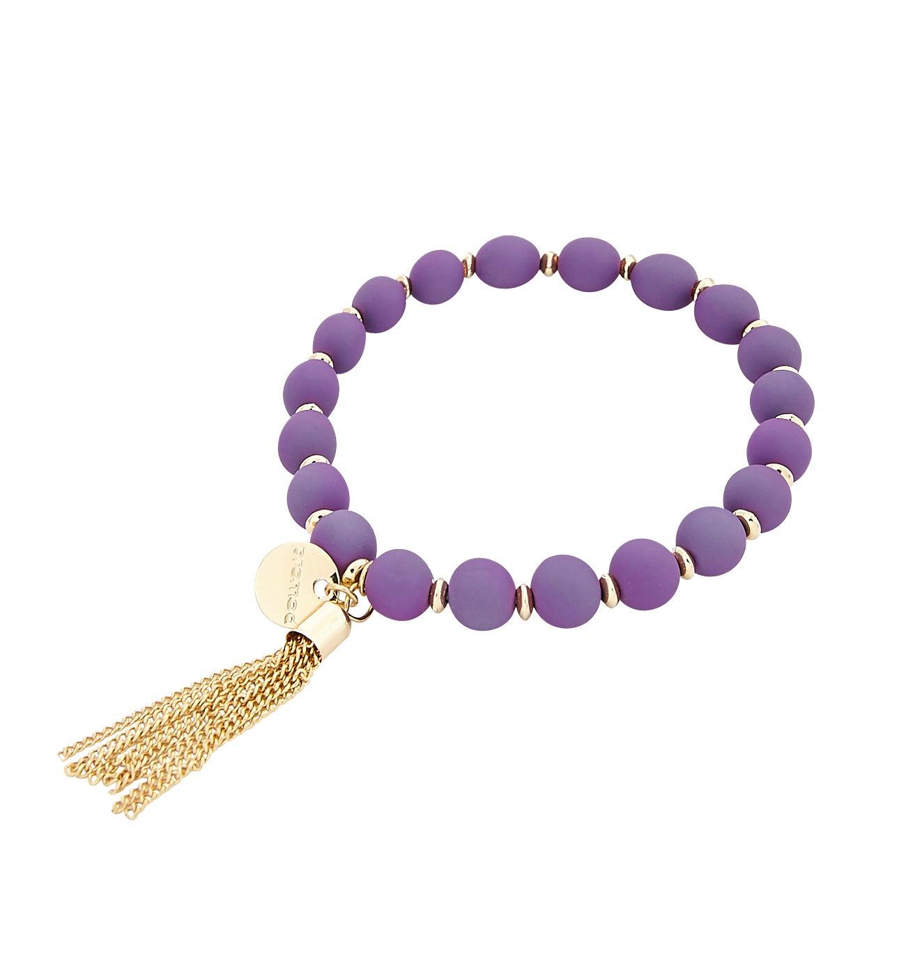 Bracelet élastiqué Femme