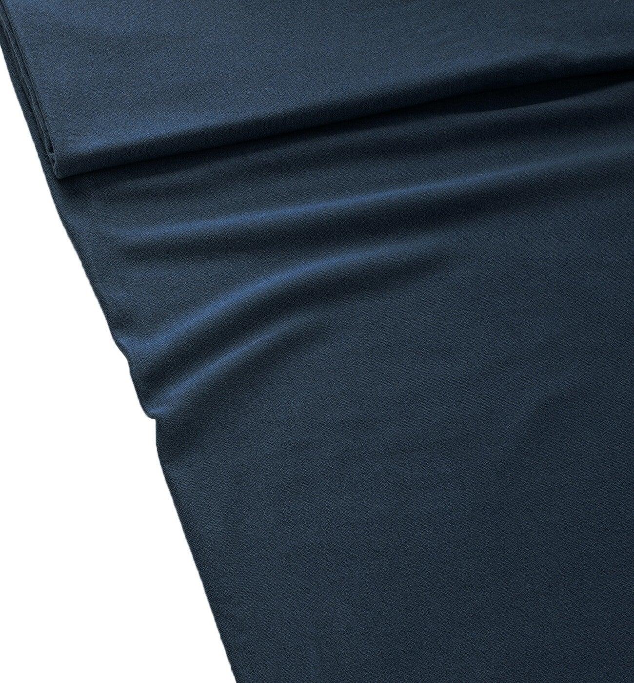 Coupon de tissu en viscose